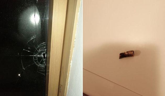 Obitelj iz Međimurja u šoku: 'Netko nam je pucao u kuću. Sreća pa nikog nije bilo doma'