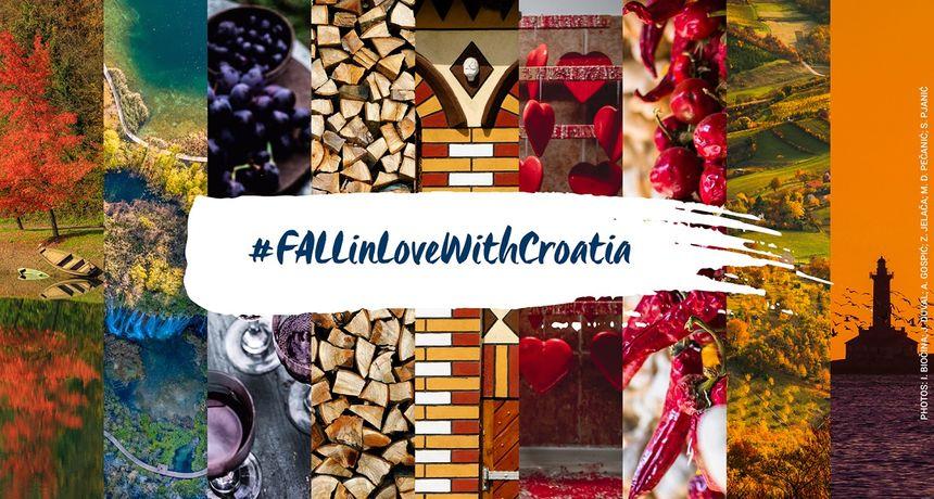 HTZ pokrenuo novu jesensku kampanju na društvenim mrežama #FALLinLoveWithCroatia