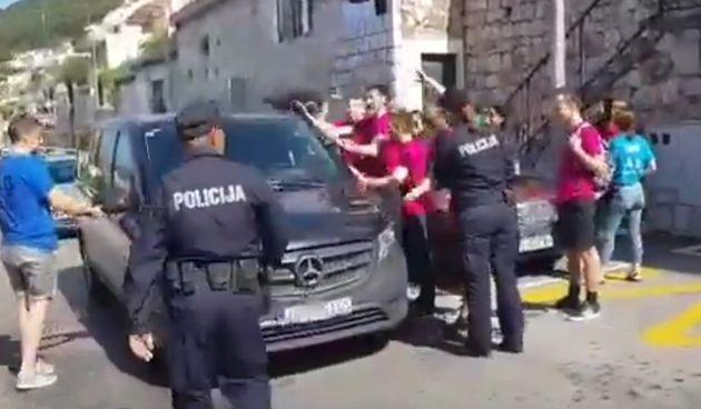 Maturanti u Dubrovniku