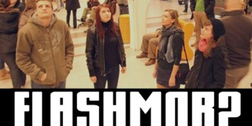 VIDEO: Što je to Flashmob?