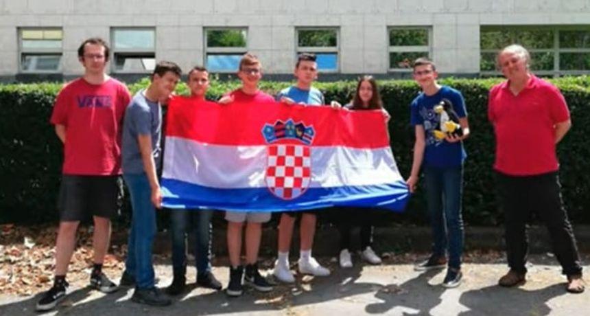 Marko Hrenić iz Osnovne škole Novi Marof sudjelovao na matematičkoj Olimpijadi