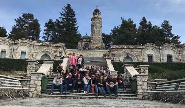 Učenici I. osnovne škole Čakovec na razmjeni učenika u Rumunjskoj