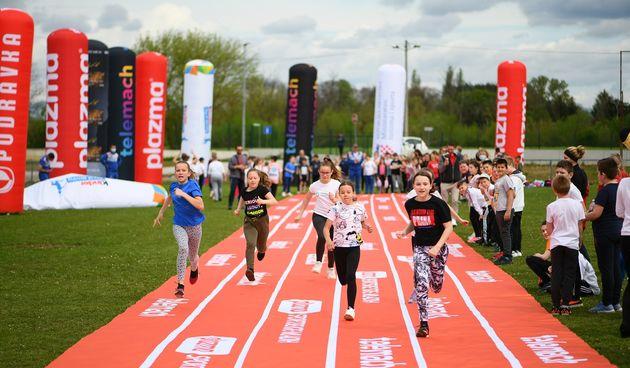 Više od 200 malih sportaša i sportašica na karlovačkim kvalifikacijama za Sportske igre mladih i Coca Cola Cup