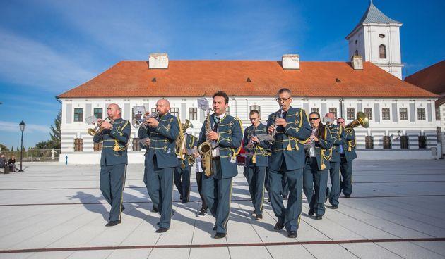 41. smotra Saveza amaterskih puhačkih orkestara Slavonije i Baranje