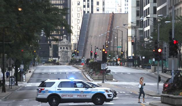 Chicago - pucnjava
