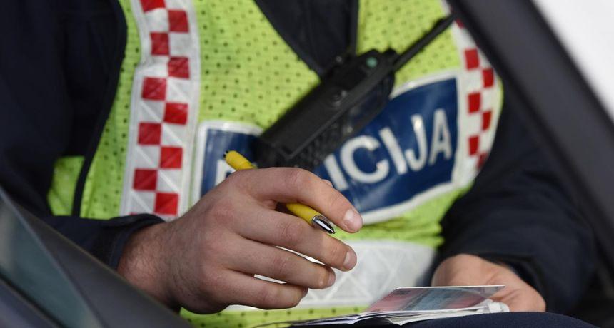 NESREĆA U VARAŽDINU Na pomolu novi rekord – vozaču prijeti čak 91.700 kuna kazne