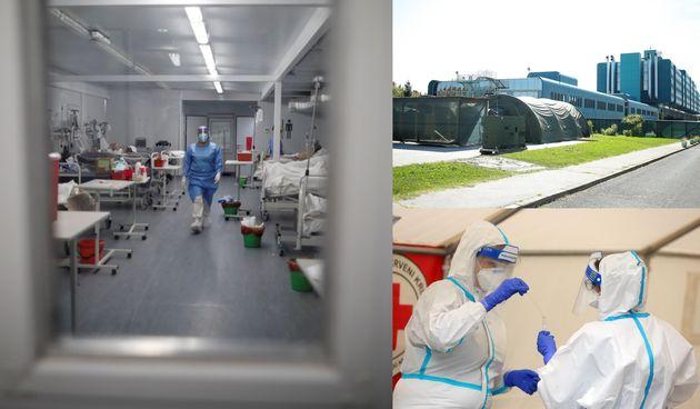 Koronavirus, bolnica