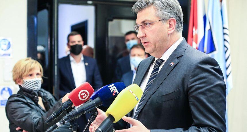 Premijer Andrej Plenković: