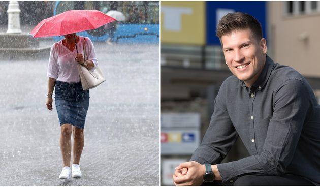 Dorian Ribarić & ljetna kiša
