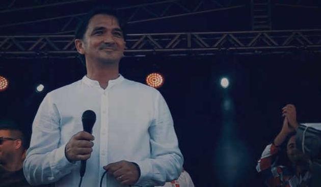 Dalić i Varaždinci: Veličanstven doček nogometnog izbornika na prepunom Kapucinskom trgu (thumbnail)