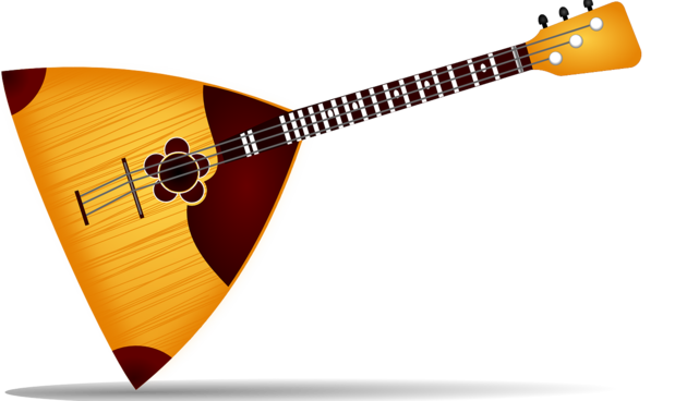 Instrument balalajka