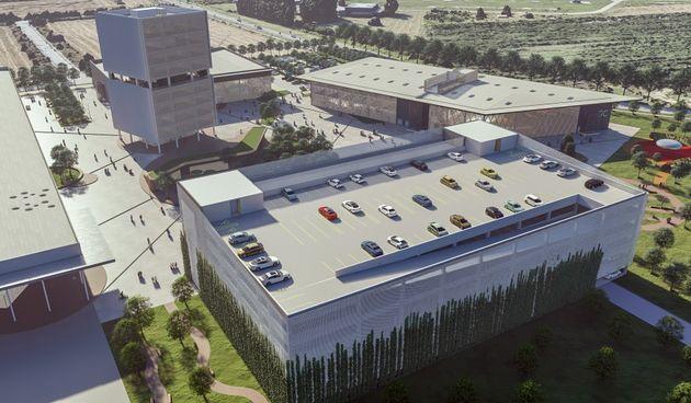 Pogledajte kako će izgledati novi Gospodarski centar Osijek