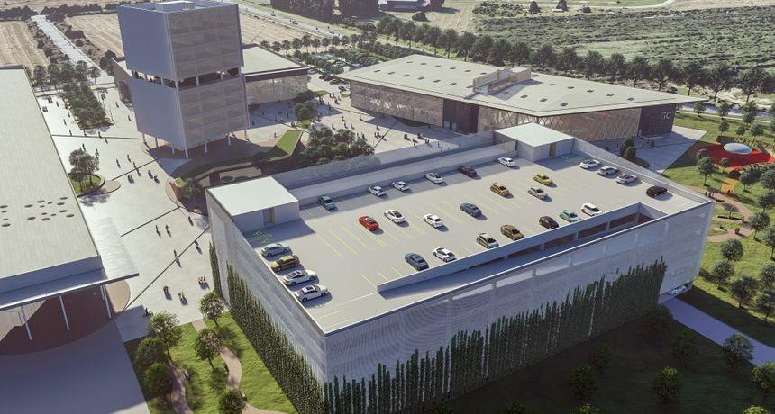 Gospodarski centar Osijek najvećim djelom financira EU, a prva faza radova bit će gotova u sljedećih godinu dana