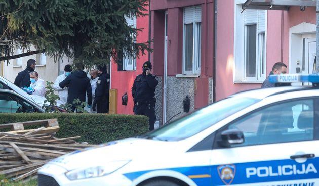 U obiteljskoj kući u Osijeku pronađeno tijelo mrtve žene