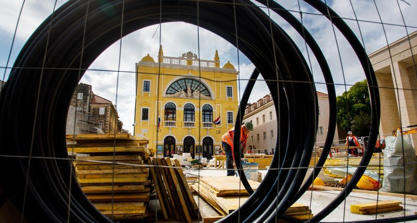 Susreli se novaci u gradonačelničkim foteljama, dvojica Splićana, jedan na čelu Splita, drugi na čelu Pule