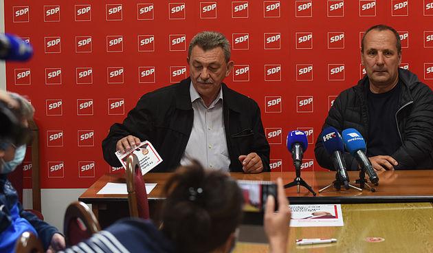 Petračić u drugom krugu očekuje potporu svih oporbenih opcija: Sad kad nema većinu u Vijeću Mandićevo glumljenje demokracije je bez veze