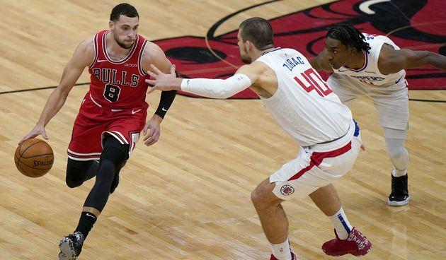 Bulls - Clippers