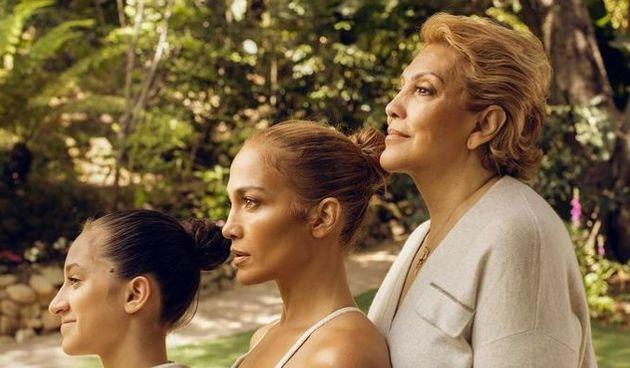 Jennifer Lopez i majka Guadalupe