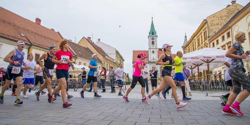 Varaždinski polumaraton održat će se 19. rujna, na rasporedu su četiri utrke
