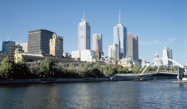 Melbourne, Australija