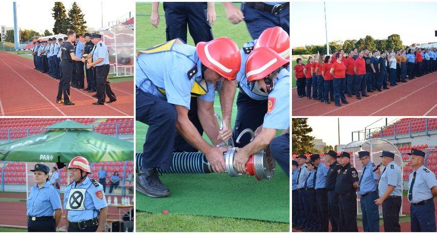 FOTO Čak 34 ekipe sudjelovale na Kupu Vatrogasne zajednice Grada Čakovca - evo tko su bili najbolji
