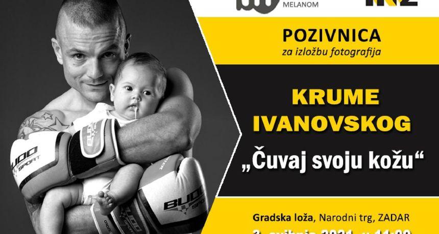 Zagrebački fotograf Krume Ivanovski izlaže u Gradskoj loži