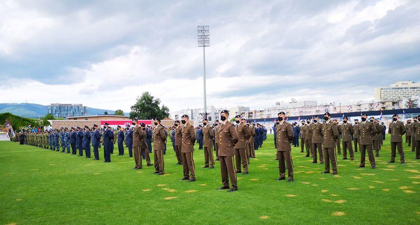 Održana je svečanost povodom 30. obljetnice povijesnog postrojavanja Zbora narodne garde
