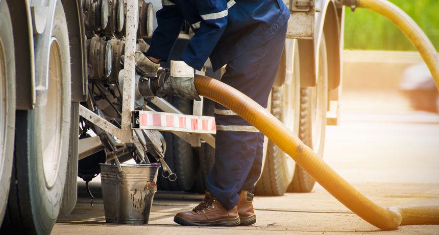 Drski lopov u Murskom Središću ukrao čak 150 litara goriva iz radnog stroja