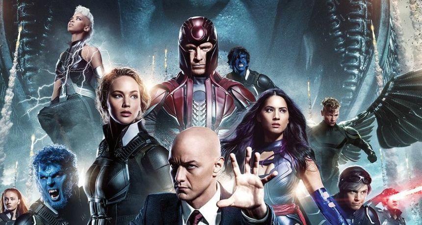 Završni dio megauspješne prequel trilogije 'X-Men: Apokalipsa' večeras samo na RTL-u!