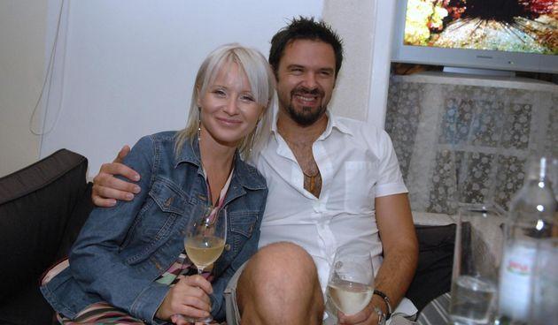 Petar Grašo i Danijela Martinović