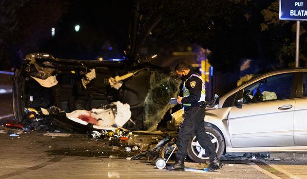 prometna nesreća zadar