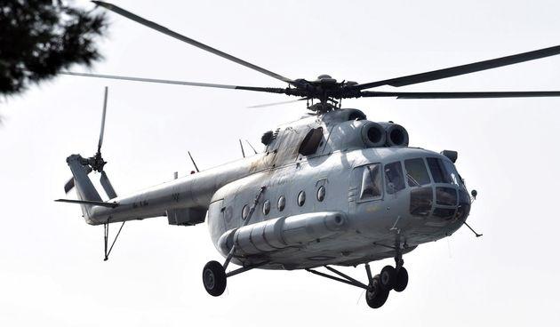 Vojni helikopter pao u more