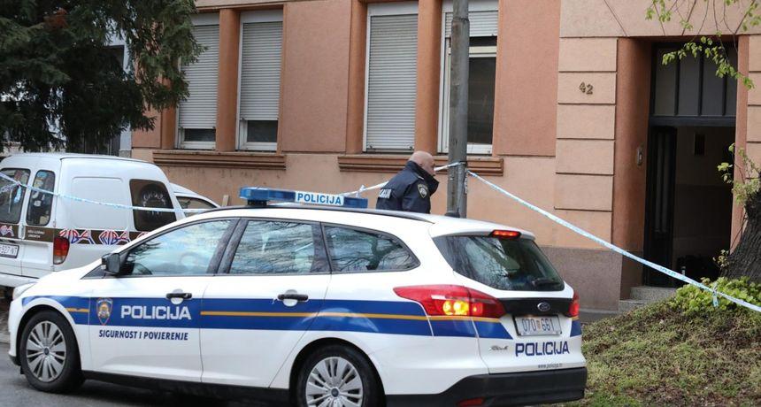 U kući u Osijeku pronađeno tijelo mrtvog muškarca
