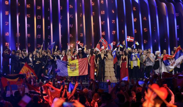 Eurosong 2018.