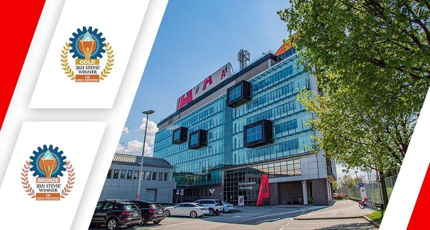 A1 Hrvatska dobitnik je prestižne svjetske nagrade za razvoj zaposlenika i unaprjeđenje radnih uvjeta