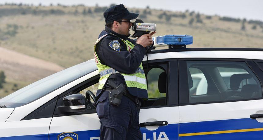 MJERENJE BRZINE Međimurska policija u akciji, doznali smo sve lokacije koje ste javili