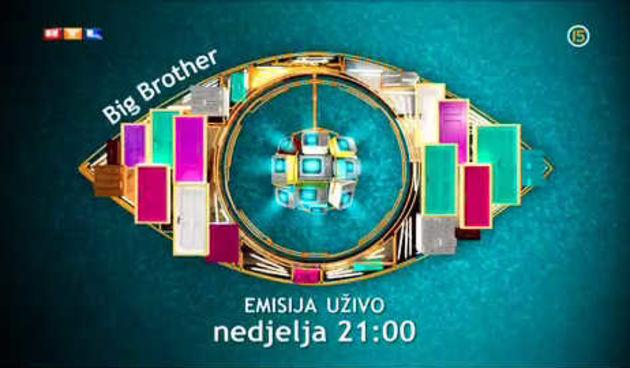'Big Brother', emisija uživo ne propustite u nedjelju, 1. travnja u 21 sat na RTL-u (thumbnail)