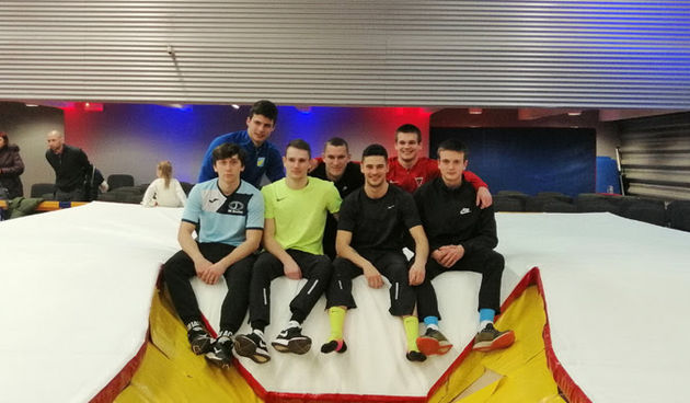 Gašparčev memorijal: Paravac na krilima publike do norme za Svjetsko juniorsko prvenstvo