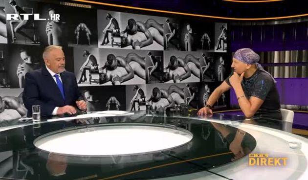 U RTL Direktu Šprajc i Lupino zamijenili uloge: Slavni fotograf pozirao Šprajcu (thumbnail)