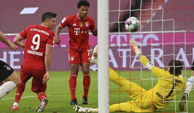 Bayern - Borussia M