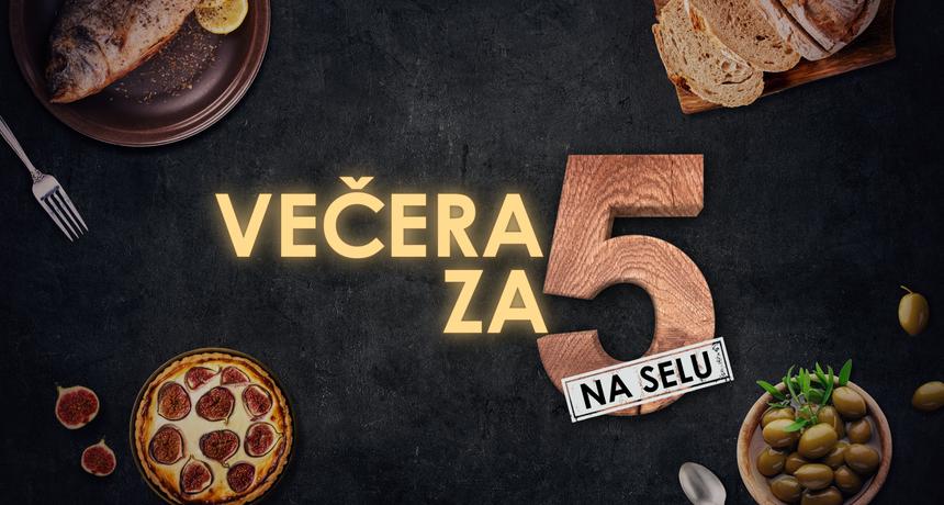 Potpuno besramno i bez cenzure! Ponosni smo - 14. sezona 'Večere za 5 na selu' na RTL-u!