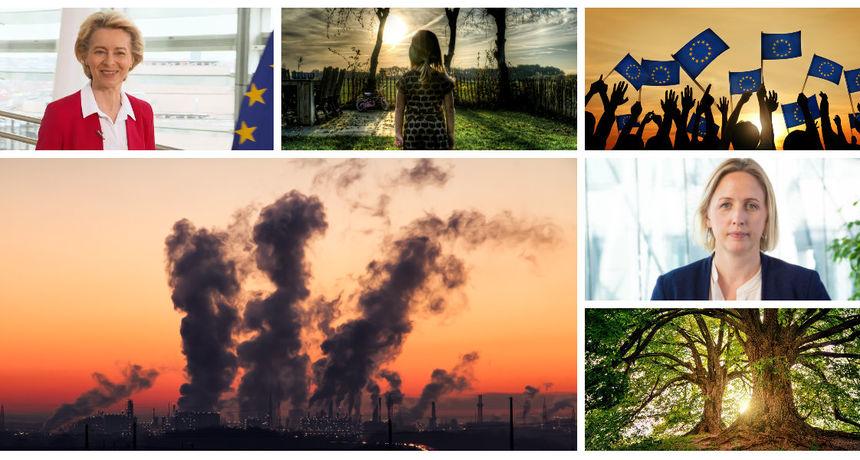 Europa do 2050. kao prvi klimatsko neutralan kontinent: EP planira donijeti vrlo ambiciozan zakon