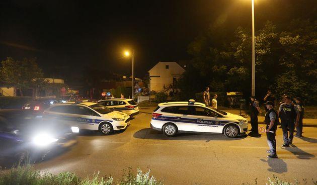 Zagreb, ubojstvo