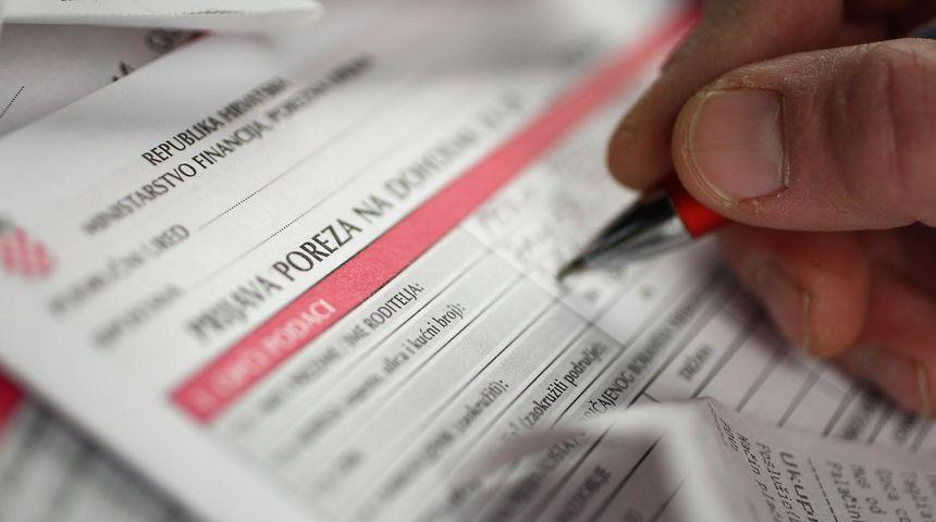USKORO POVRAT POREZA Obavijest s iznosom povrata na e-Građani, Porezna šalje i u fizičkom obliku