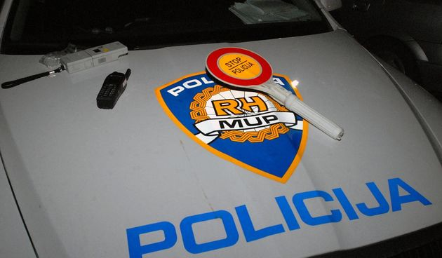 Alkotest, policija