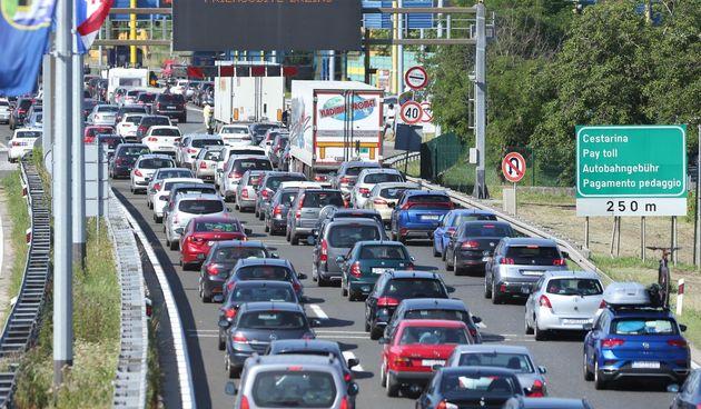 gužva na cesti, gužva u prometu