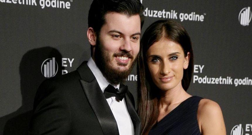 Mate Rimac oženio dugogodišnju djevojku Katarinu Lovrić na od pogleda skrivenoj lokaciji