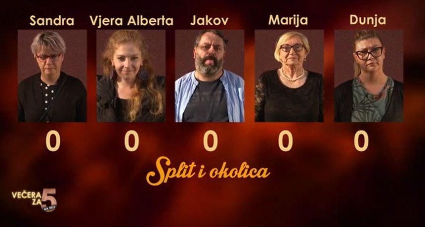 Počinje 14. sezona 'Večere za 5 na selu', a prvi se tjedan kuhaju delicije u Splitu i okolici!