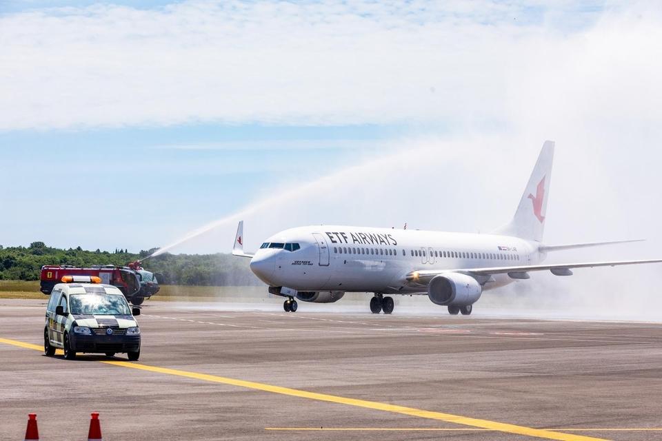 Nova zrakoplovna kompanija