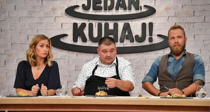 Tri, dva, jedan - kuhaj!